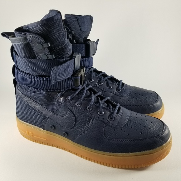 Nike SF AF1 Special Field Air Force 1 Sneaker Boot 640c934e4d